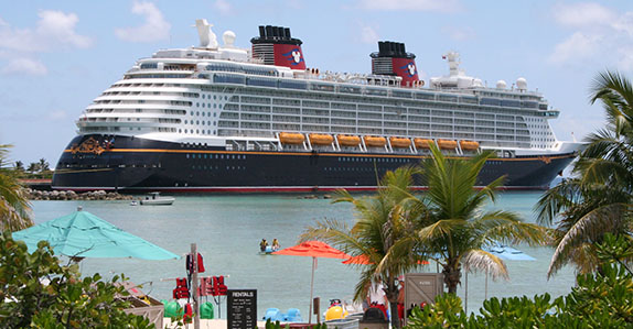 This Week Only: $100 Onboard Credit on Select Disney Cruise Line Sailings