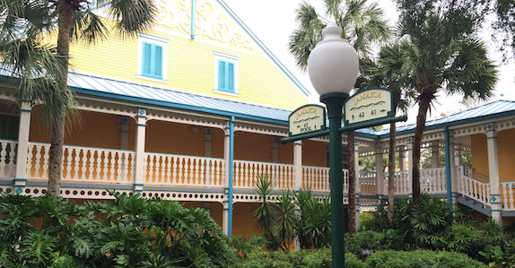 Disney's Caribbean Beach Refurbishment Brings Rooms for Five