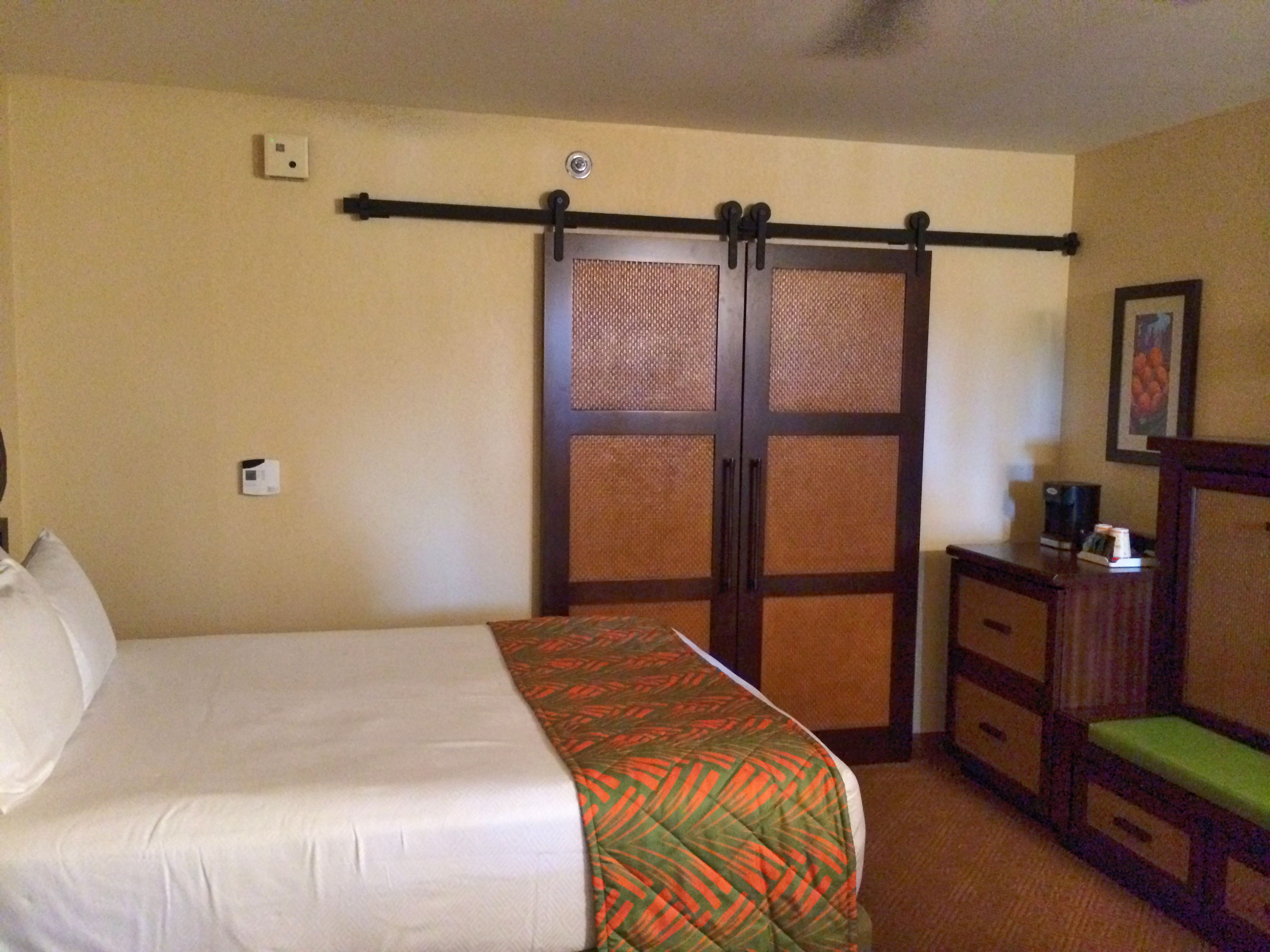 Disneys Caribbean Beach Resort Refurbished Room