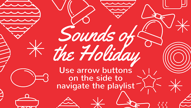 Sounds of the Holiday