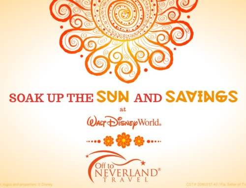 Spring and Summer 2019 Savings at Walt Disney World® Resort