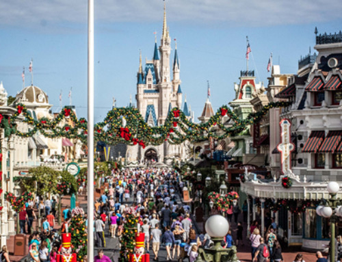 The Magic of the Holidays at Walt Disney World® Resort