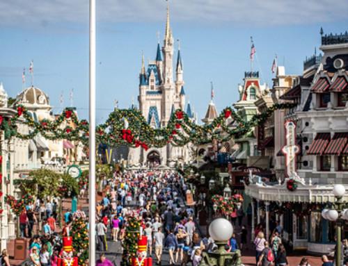 The Magic of the Holidays at Walt Disney World® Resort