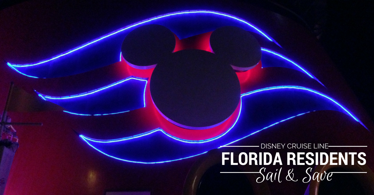 Florida Residents Sail & Save on select Disney Cruise Line sailings