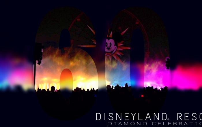 New Nighttime Spectaculars Slated for Disneyland® Resort Diamond Celebration