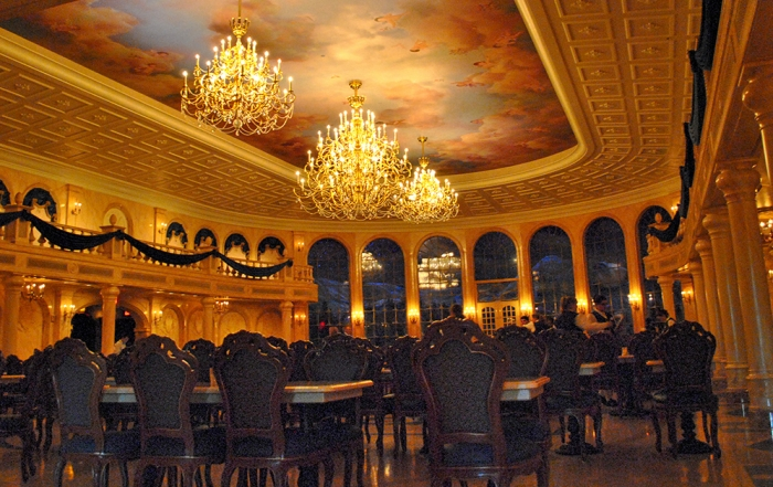 Lunch Reservations Available for 'Be Our Guest' Restaurant