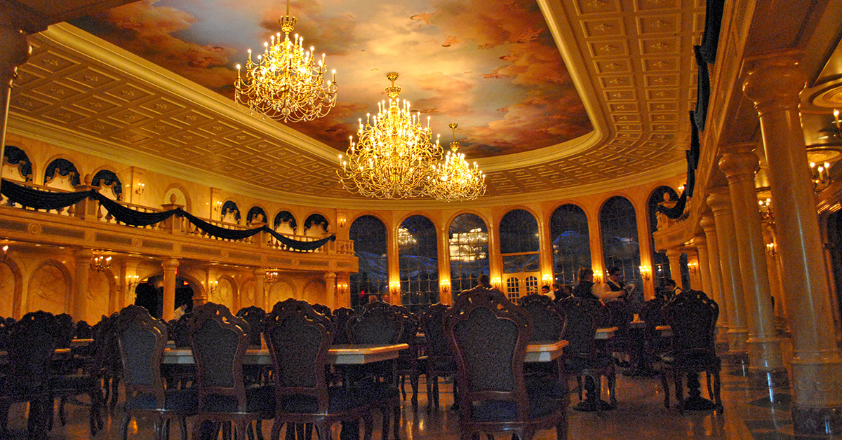 Lunch Reservations Available For Be Our Guest Restaurant