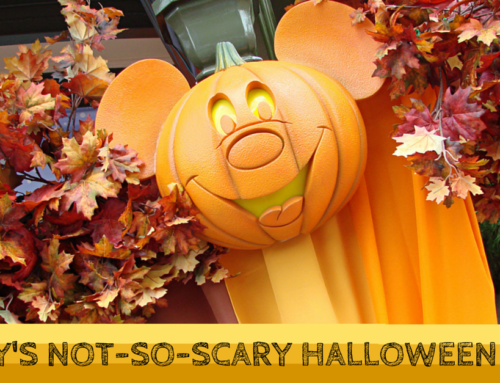 2018 Mickey's Not-So-Scary Halloween Party Tickets Available