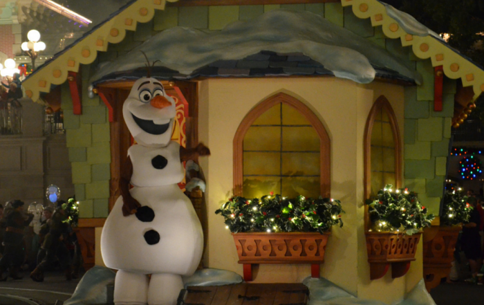 2015 Mickey's Very Merry Christmas Party Dates Available