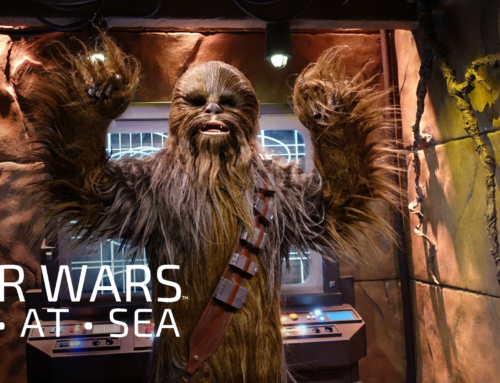 'Star Wars™ Day at Sea' on Select Disney Cruise Line Sailings