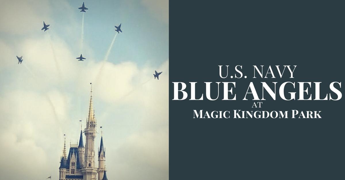 U.S. Navy Blue Angels Flyover