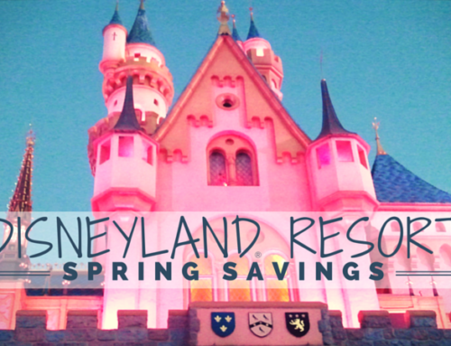 Spring 2017 Disneyland® Resort Hotel Discount