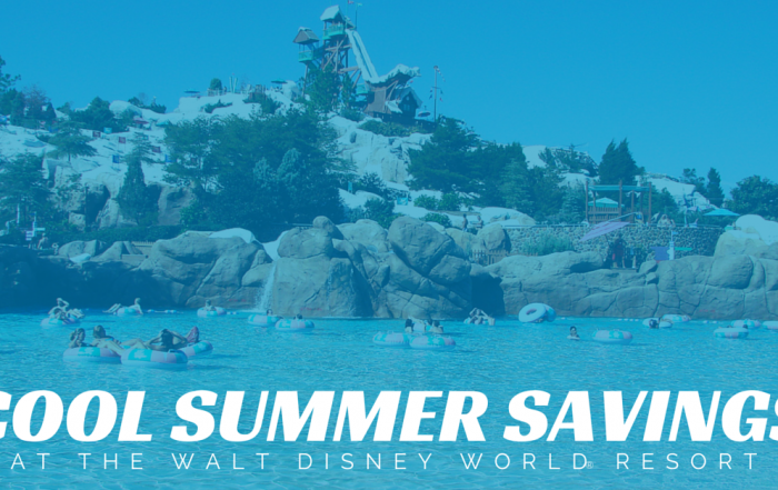 Summer 2015 Walt Disney World® Room Discount