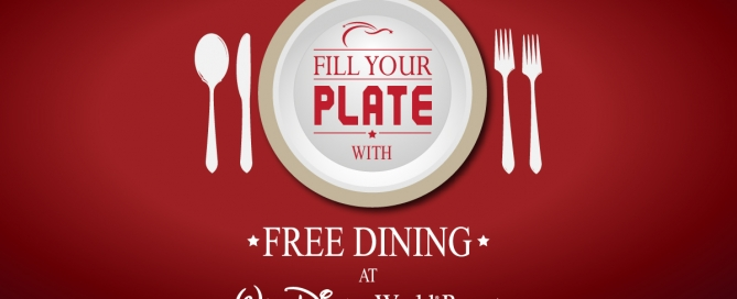 Free Dining 2015