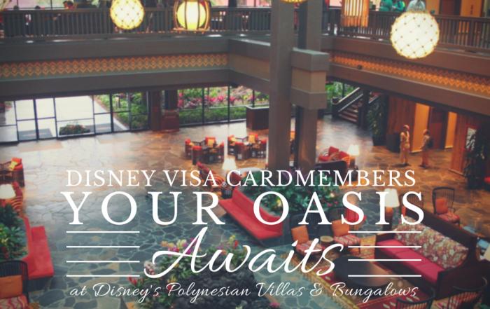 Disney Visa® Cardmembers: Save at Disney's Polynesian Villas & Bungalows