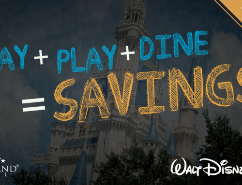 Disney Visa® Cardmembers: Play, Stay, Dine, and Save at Walt Disney World® Resort