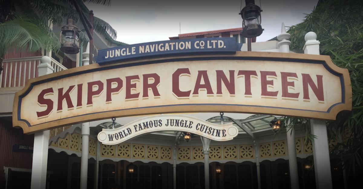 The Jungle Navigation Co. Ltd. Skipper Canteen