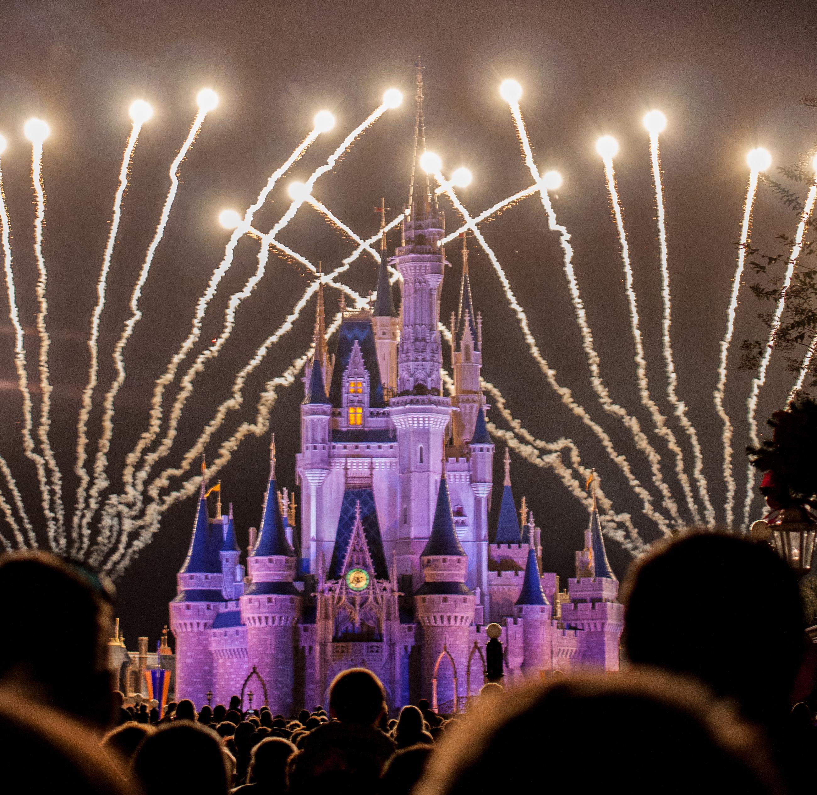 Walt Disney World Resort Fireworks