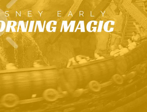 'Disney Early Morning Magic'