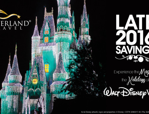 Late 2016 Savings at the Walt Disney World® Resort