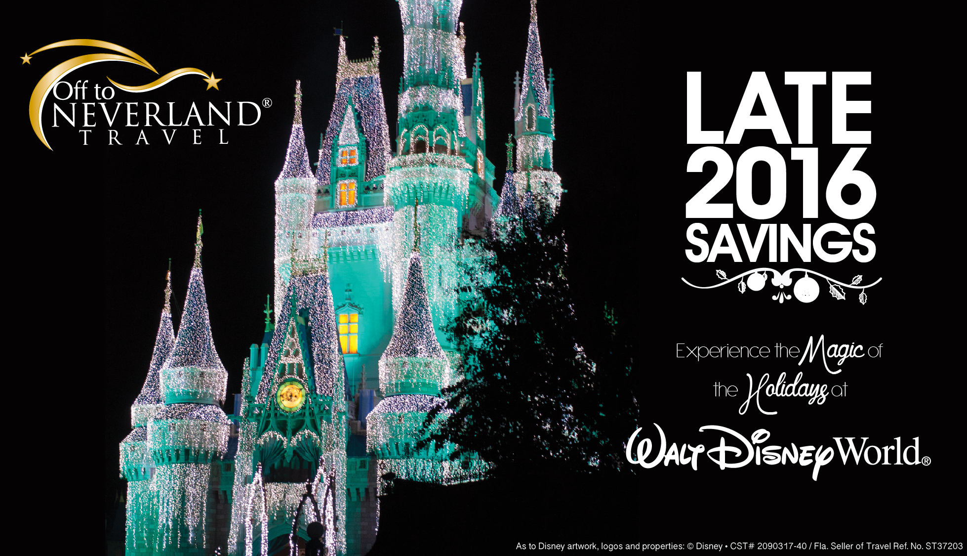 Late 2016 Walt Disney World Savings