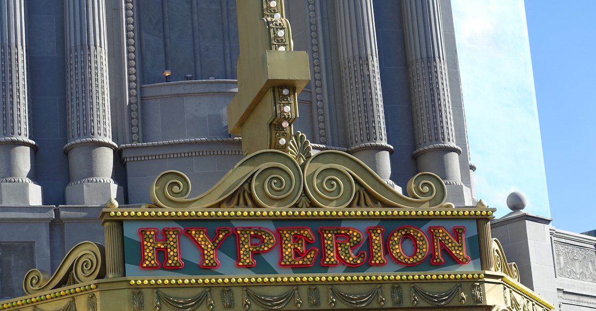 'Frozen – Live at the Hyperion' VIP Experiences