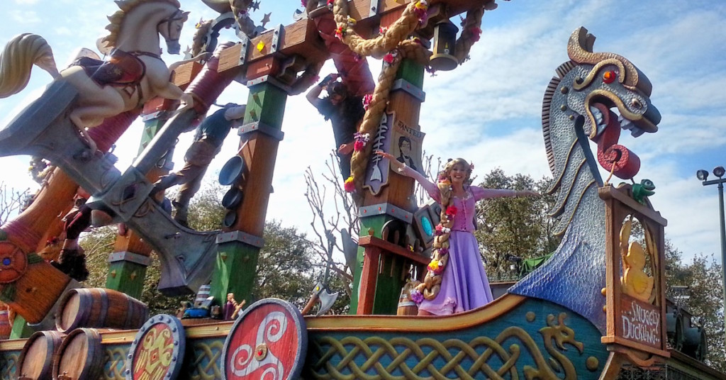 Reservations Now Open For Disney Festival Of Fantasy