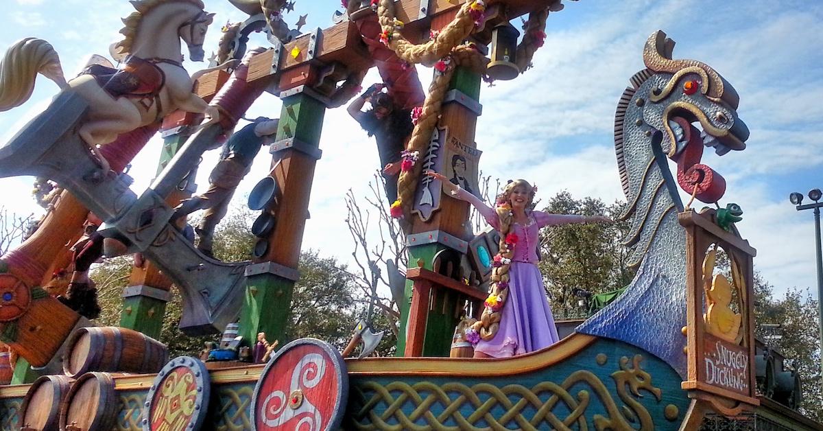Disney Festival of Fantasy