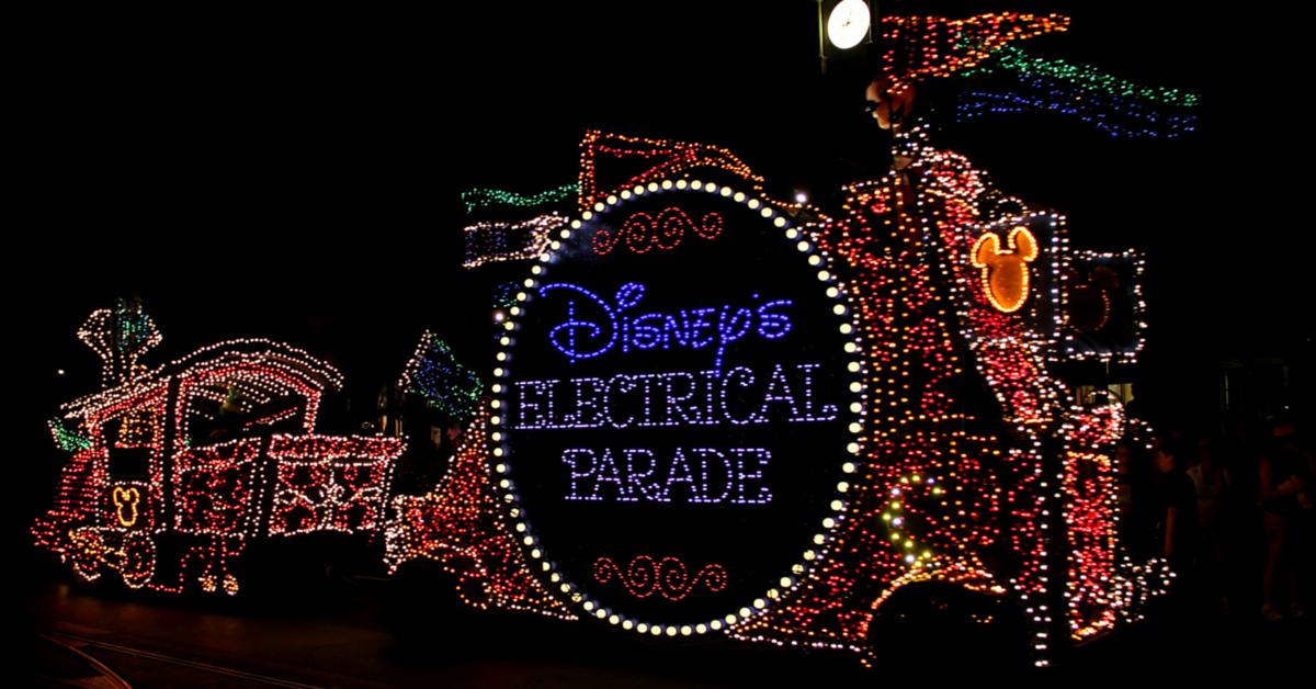 Main Street Electrical Parade Dining