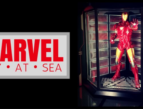 'MARVEL™ Day at Sea' on Select Disney Cruise Line Sailings