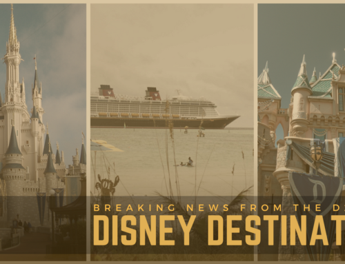 Disney Destinations News from the D23 Expo