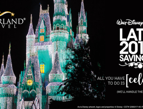 Late 2017 Savings at Walt Disney World® Resort