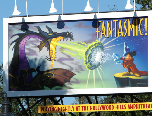 Fantasmic! Dessert & VIP Viewing Experience at Disney's Hollywood Studios®