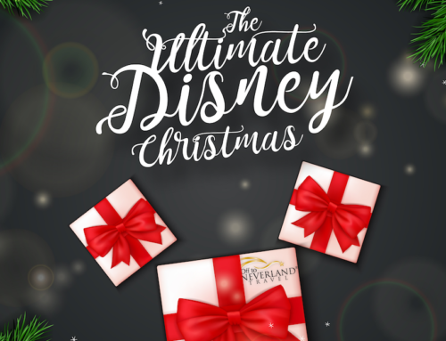 Enjoy an 'Ultimate Disney Christmas'