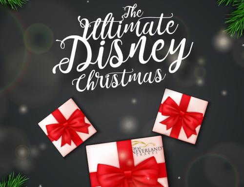 Enjoy an 'Ultimate Disney Christmas'