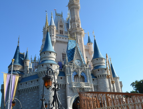 Multi-Day Tickets at Walt Disney World Resort