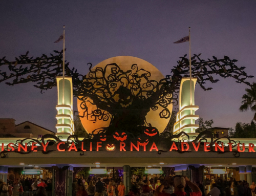 Oogie Boogie Bash – A Disney Halloween Party Announced for Disney California Adventure® Park