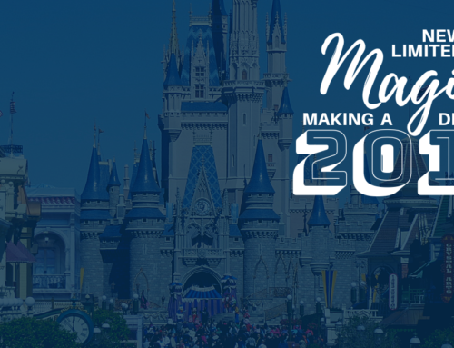New and Limited-Time Magic Coming in Early 2019 at Walt Disney World® Resort