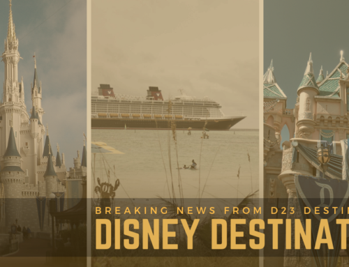 Disney Destinations News from D23 Destination D