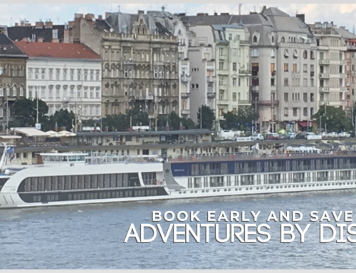 Book Early and Save with Adventures by Disney®