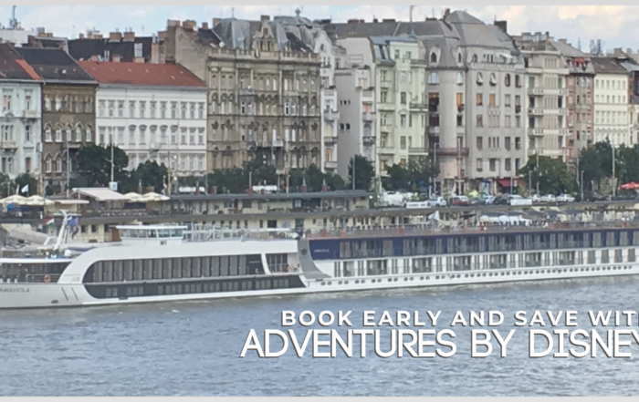 Book Early and Save with Adventures by Disney
