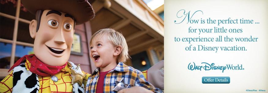 Enjoy FREE Memory Maker with Select Fall Walt Disney World® Packages