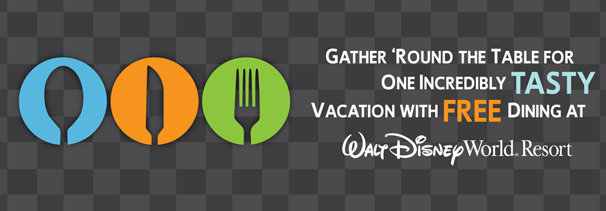 Disney Free Dining 2013 Available for Select Fall Dates
